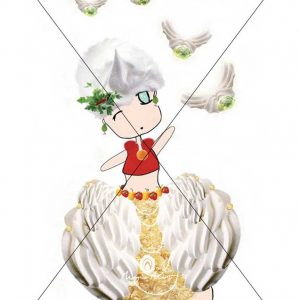 Cake-Doll