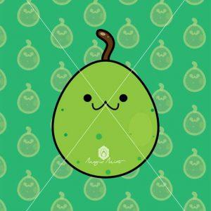 Cute Pear